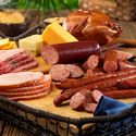 Deluxe Sampler Meat Gift Basket