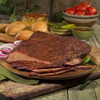 Smoked Beef Brisket - Whole