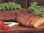 Smoked Beef Brisket - Sliced